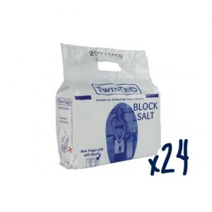 Humber Soft - 24 Pack of TwinTec Block Salt