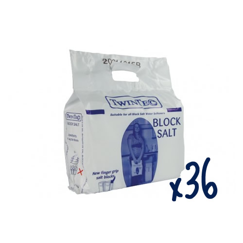 Humber Soft - 36 Pack of TwinTec Block Salt