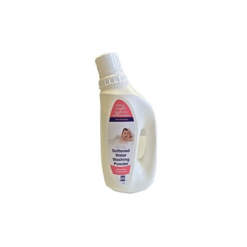Humber Soft - 60 Wash Softened Water Washing Powder Dosing Bottle